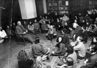 Sherborne House meeting in the 1970's